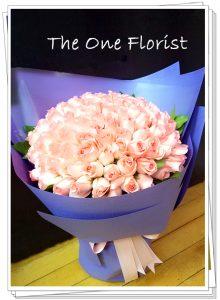 99支粉紅玫瑰 (BQ-100)